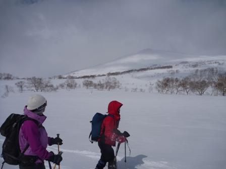 20110306目国内岳