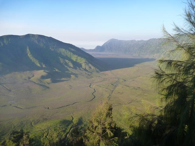 国立公園の風景