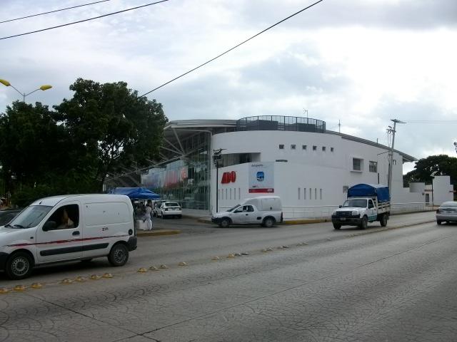カンクンバスターミナル
