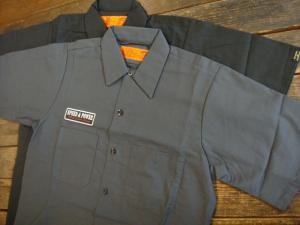 2.17 ワークシャツ