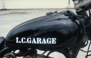 GTタンク 黒