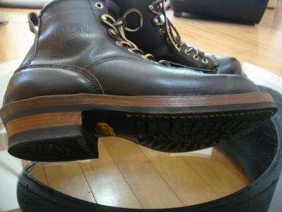 ブーツ ソール