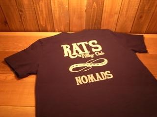 RATS tシャツ