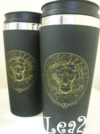 2008年1月 LION COFFEE Tumbler