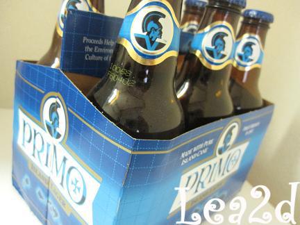 200807 メイドインハワイなビールたち ※好きです。プリモビール♪