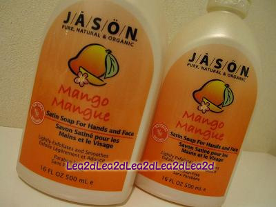 2009年1月 Mango Soap - Whole Foods Market