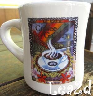 COFFEE GALLERYのマグカップ