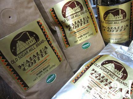 2009年1月~2010年1月に購入したアイランドXハワイなコーヒー