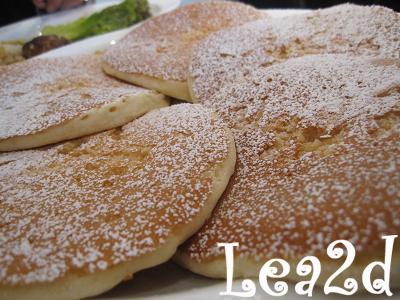 201001 Macadamia Nut Pancake (Harajuku)