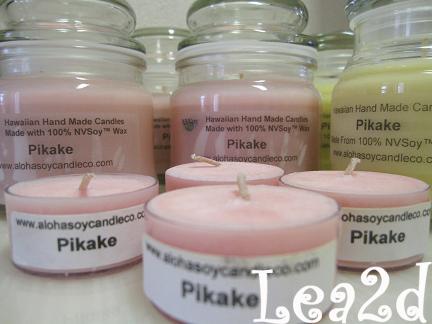 2010年1月 Aloha Soy Candle Company