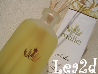 2010年1月 Malie Organics(Pikake)