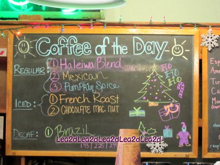 2011年1月 COFFEE GALLERY-I Love Lemon Bar