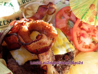 2011年1月 マウイ島のCheeseburger in Paradise(チーズバーガー・イン・パラダイス)