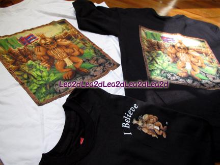 2011年1月 Mathewson, Dennis(デニス・マシューソン)さんデザインのTシャツ?