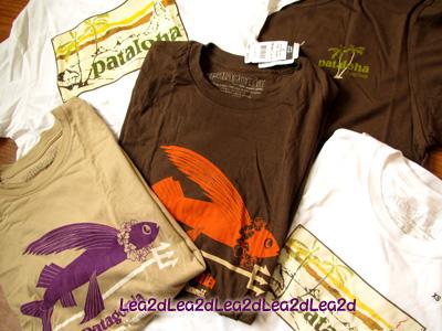 2011年1月 Patagonia の、ハワイ限定「パタロハ」Tシャツ