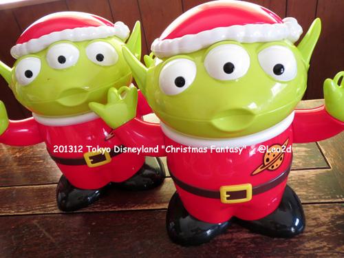 2013年12月 Tokyo Disneyland Christmas Fantasy - Special Merchandise 東京ディズニーランド クリスマス グッズ 買った物