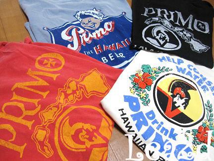 2007年1月~ Malibu Shirts のTシャツ