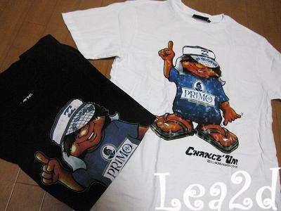 2009年1月~ Billabong のTシャツ(プリモT)