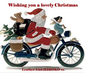 Xmas Greeting Bike copy