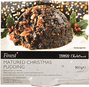 Finest Xmas Pudding