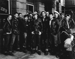 The Wild One Biker Gang