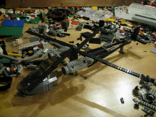 巨大ヘリ 002 縮小版
