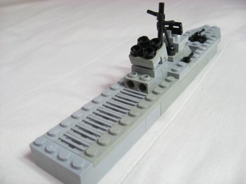 ミニマム艦とゆかいな仲間たち改 012縮小版