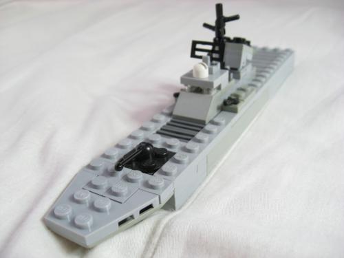 ミニマム艦とゆかいな仲間たち改 008縮小版