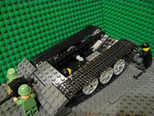Sタンクもどき改縮小版