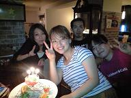侑子誕生日