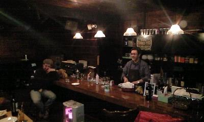 カフェ楽屋