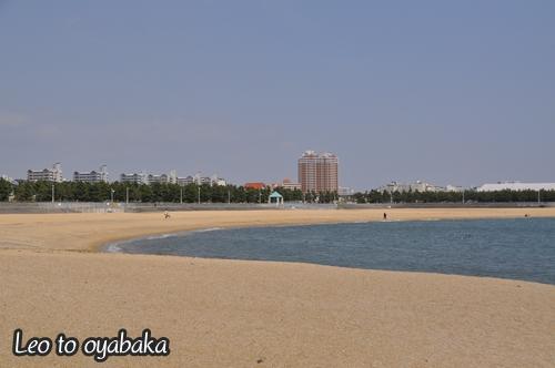 とっても素敵な砂浜があったよ♪