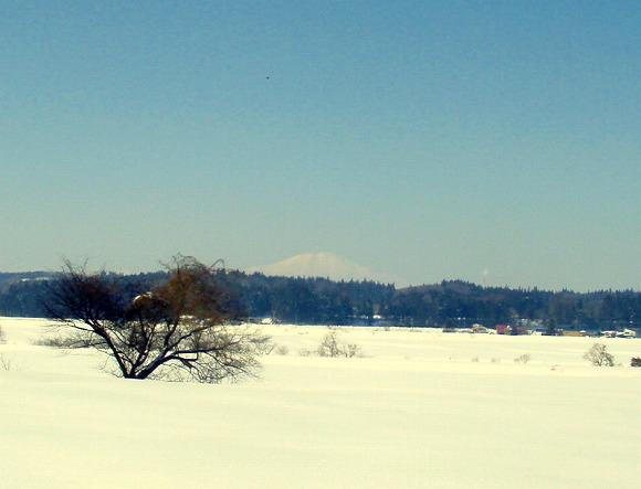 出羽の富士 [ 鳥海山 ]