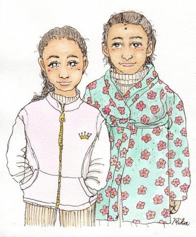 カスバの女の子たち