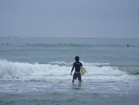 TSUMOJIのサーフィン