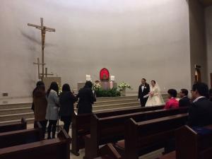 結婚式 ウクレレ
