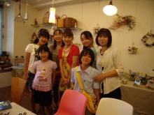 H.22.8.6 レジン教室①