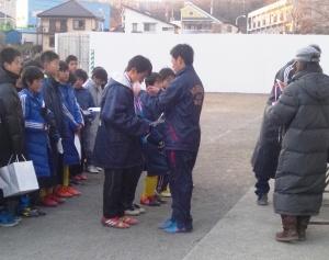 東寺方写真⑥選手表彰