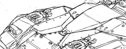 ハードランディングに定評のある空挺ガチタン(仮