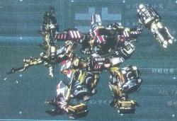 JV44囮機体っぽいカラーリング