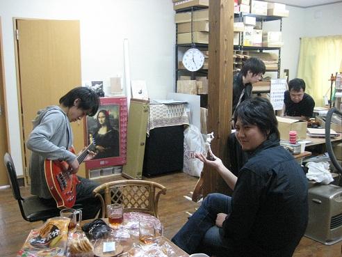栃木にあるオリジナルギター工房「ビータギタラーズ」見学
