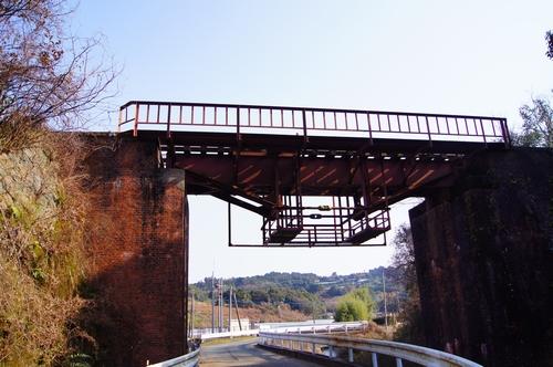 250211 JR三角線橋梁2