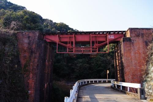 250211 JR三角線橋梁1