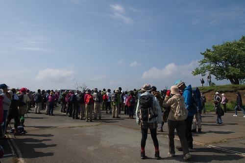 250526 烏帽子岳登山3