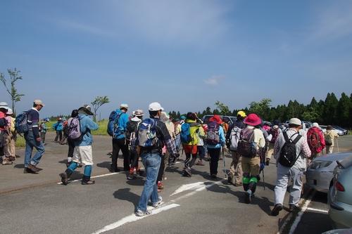 250526 烏帽子岳登山5