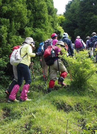 250526 烏帽子岳登山13