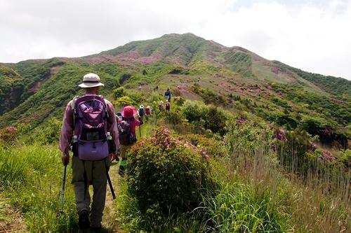 250526 烏帽子岳登山25