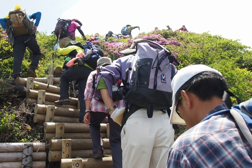 250526 烏帽子岳登山30