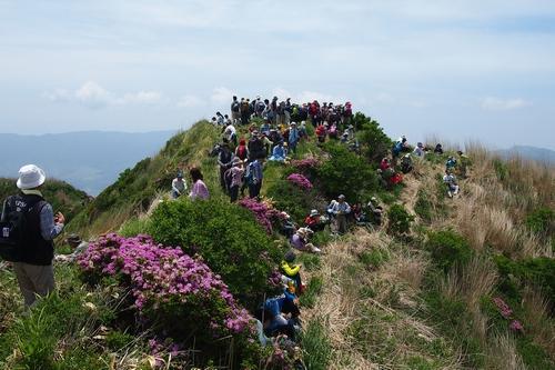 250526 烏帽子岳登山36