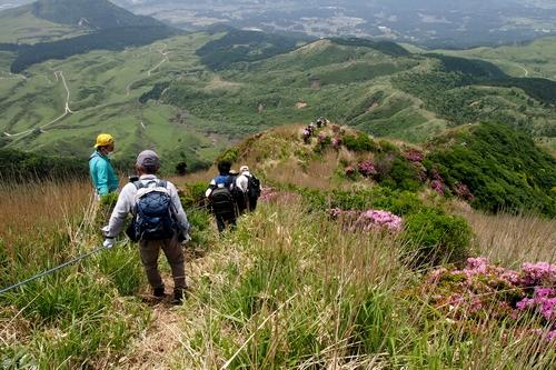 250526 烏帽子岳登山39